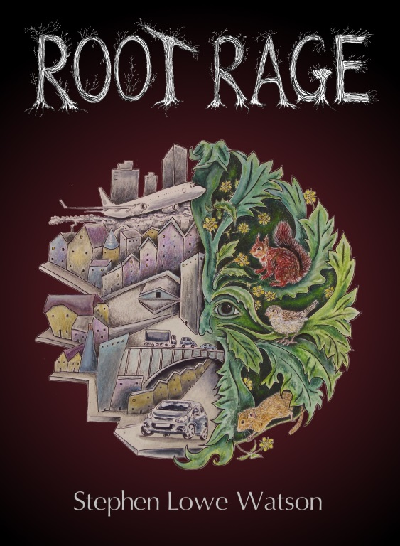 Root Rage Cover